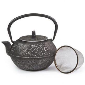 "Чайник чугунный ""Соловей"" 850мл бронза"