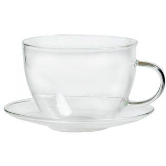 """Чашка с блюдцем """"Де Шелли"""" 225мл"""