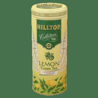 Зелёный чай с лимоном 100г
