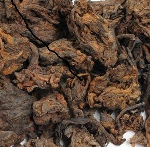 Пу-эр Старые чайные головы (Лао Ча Тоу)